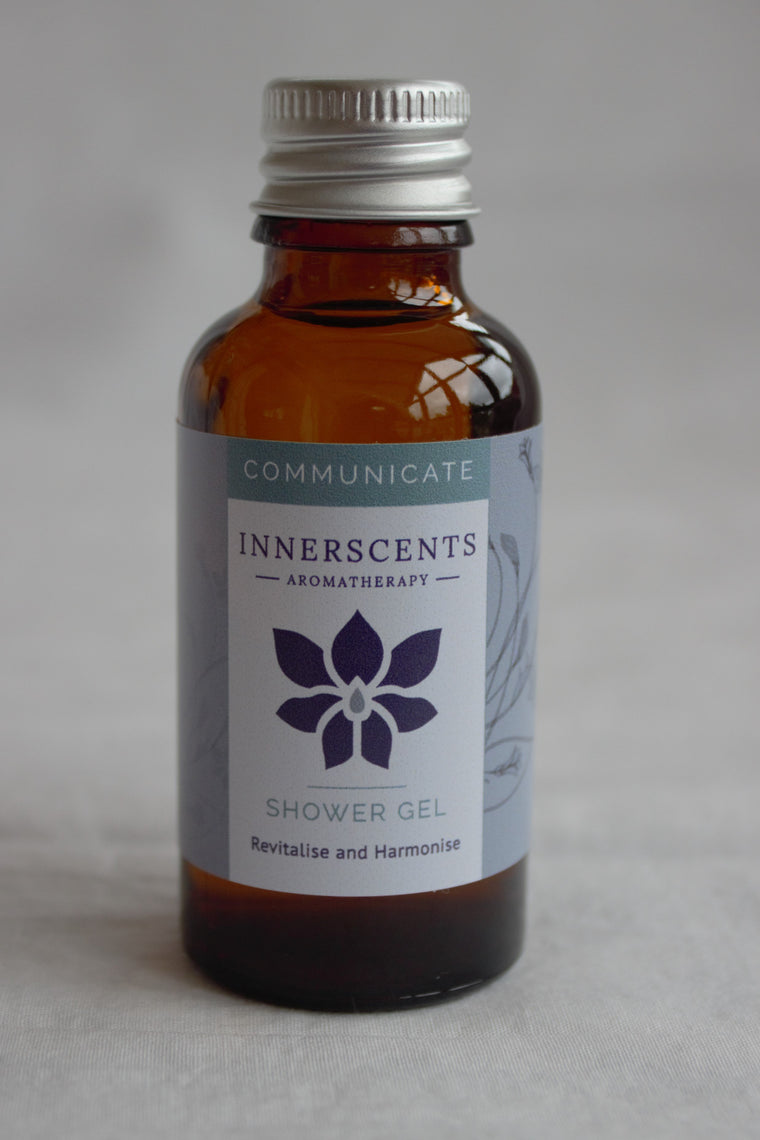 Communicate Aromatherapy Shower Gel 30ml
