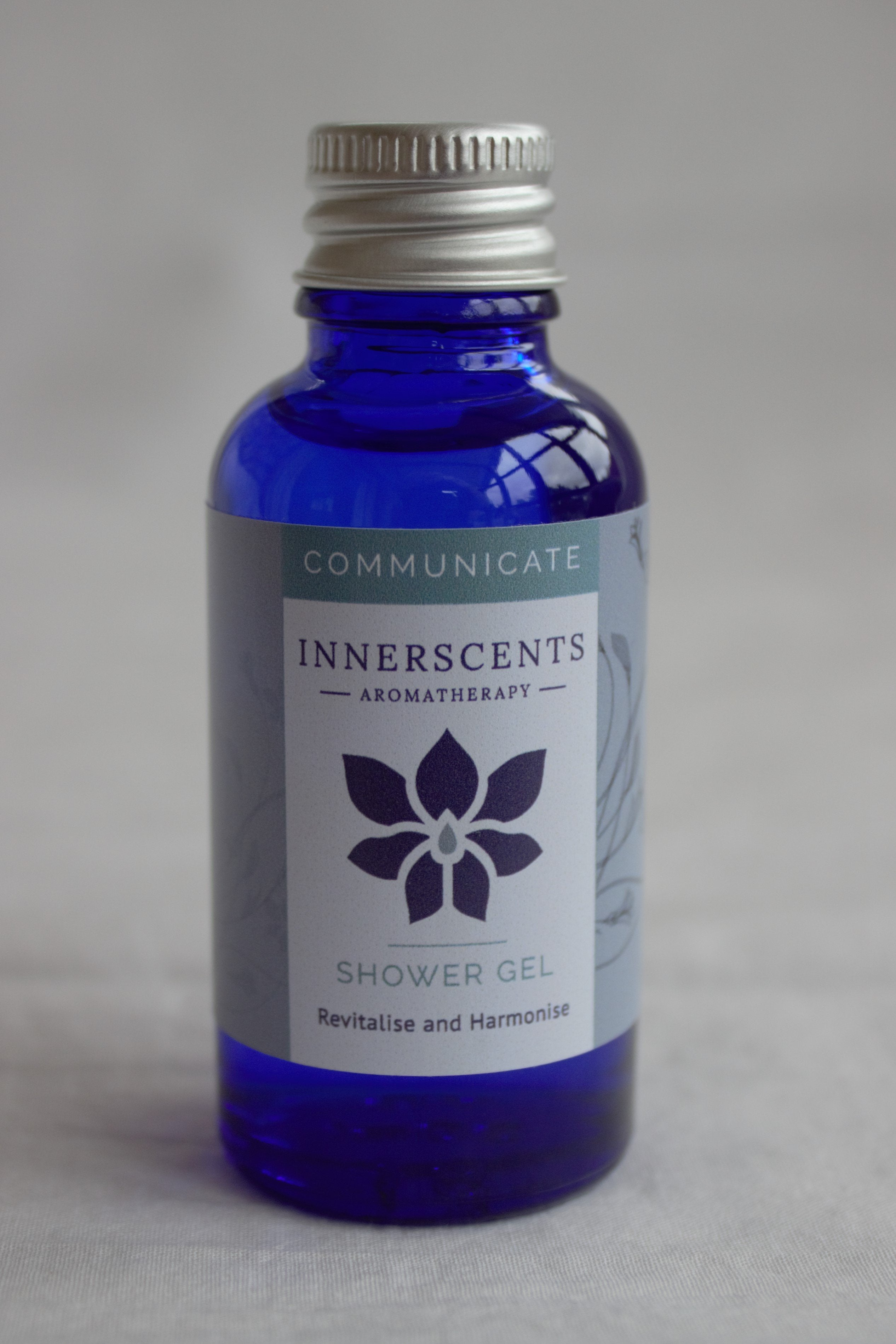 Communicate Aromatherapy Shower Gel 30ml - Innerscents Aromatherapy