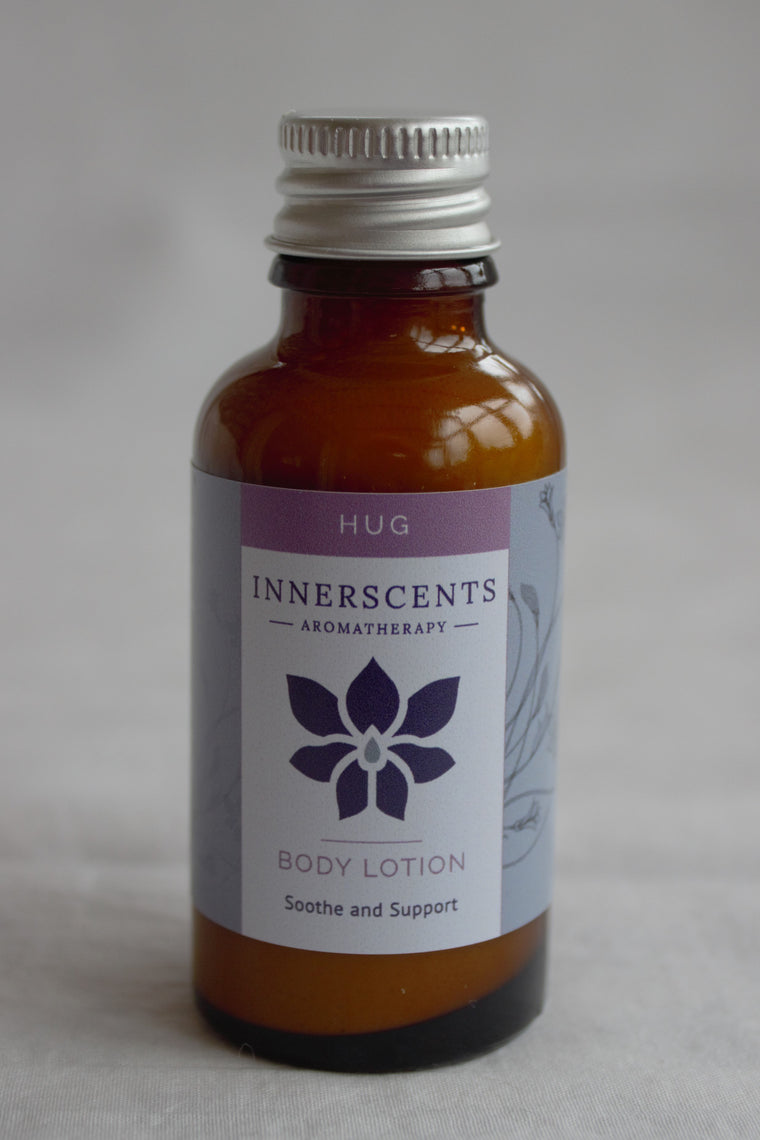 Hug Aromatherapy Body Lotion 30ml - Innerscents Aromatherapy
