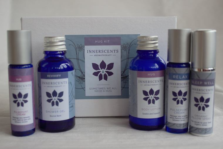 Hug Kit with Pure Essential Oils