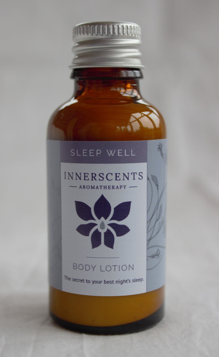 Sleep Well Aromatherapy Body Lotion 30ml