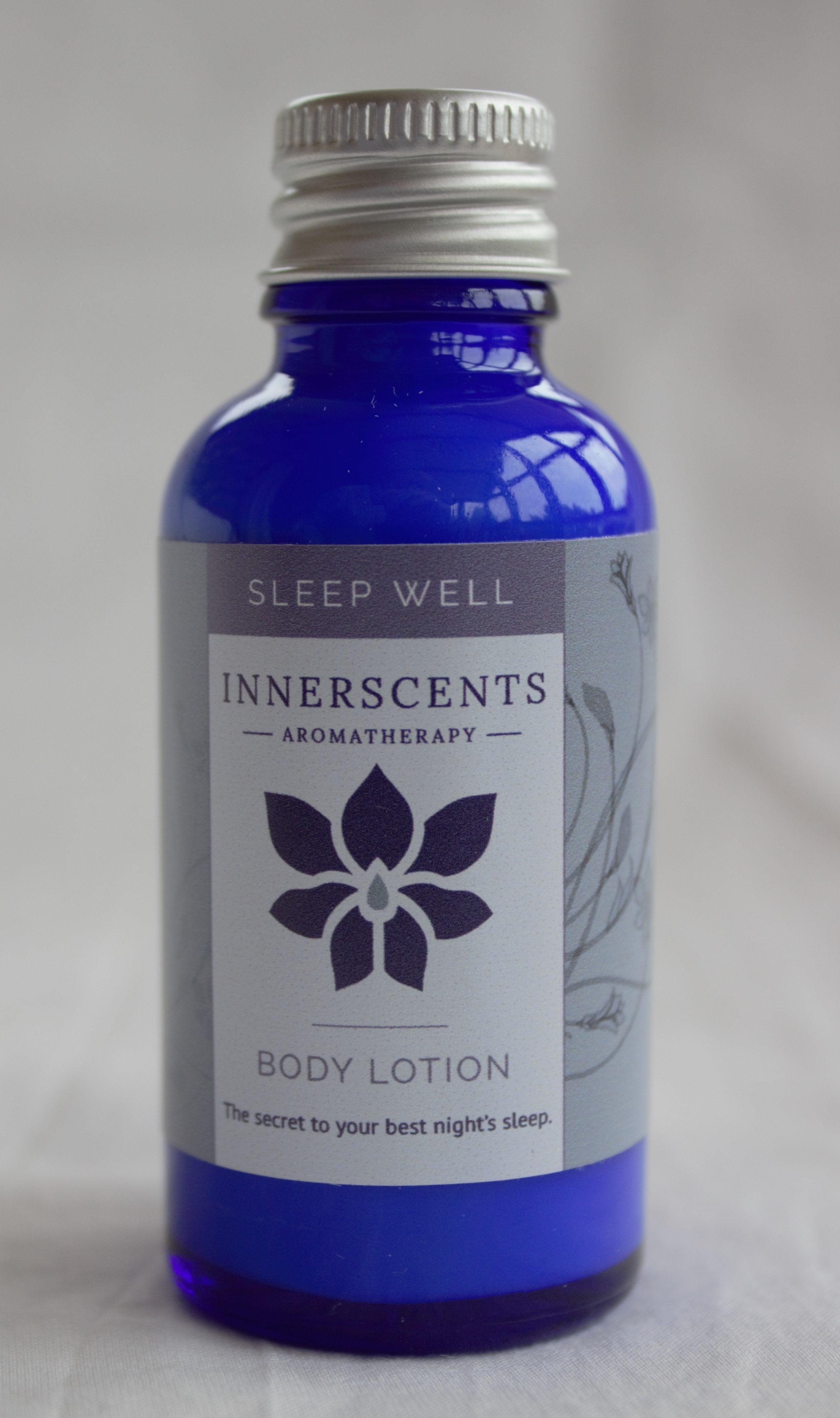 Sleep Well Aromatherapy Body Lotion 30ml - Innerscents Aromatherapy