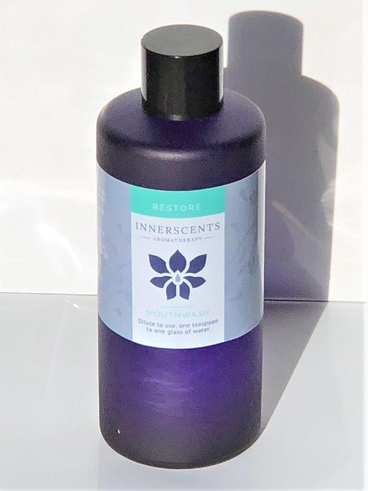 NEW - Restore Aromatherapy Mouthwash in 100ml & at Special Introductory Price