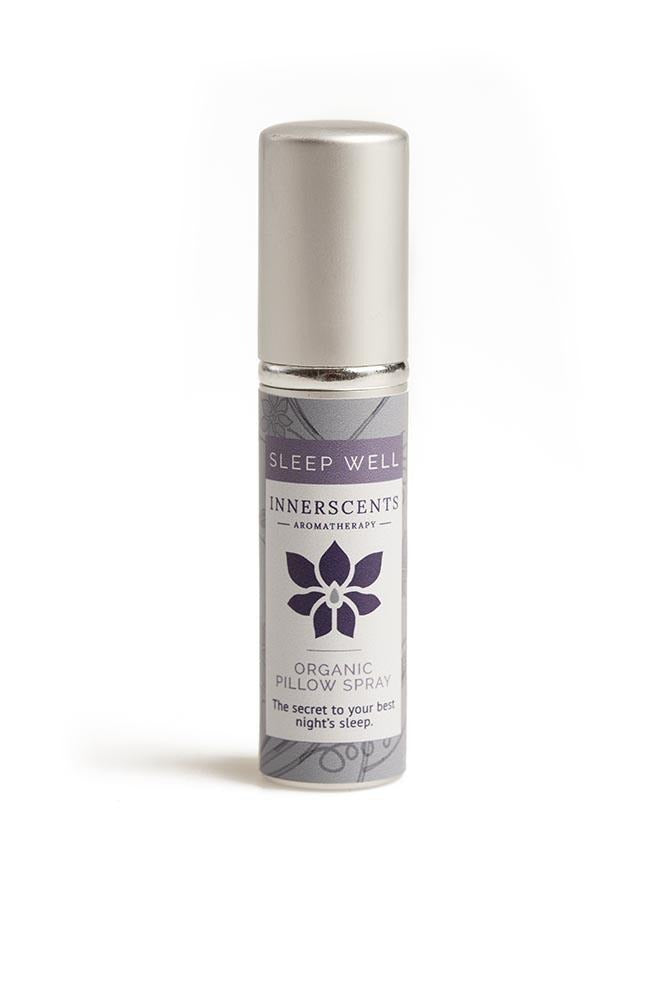 Sleep Well Aromatherapy Pillow Spray - Travel Size - Innerscents Aromatherapy