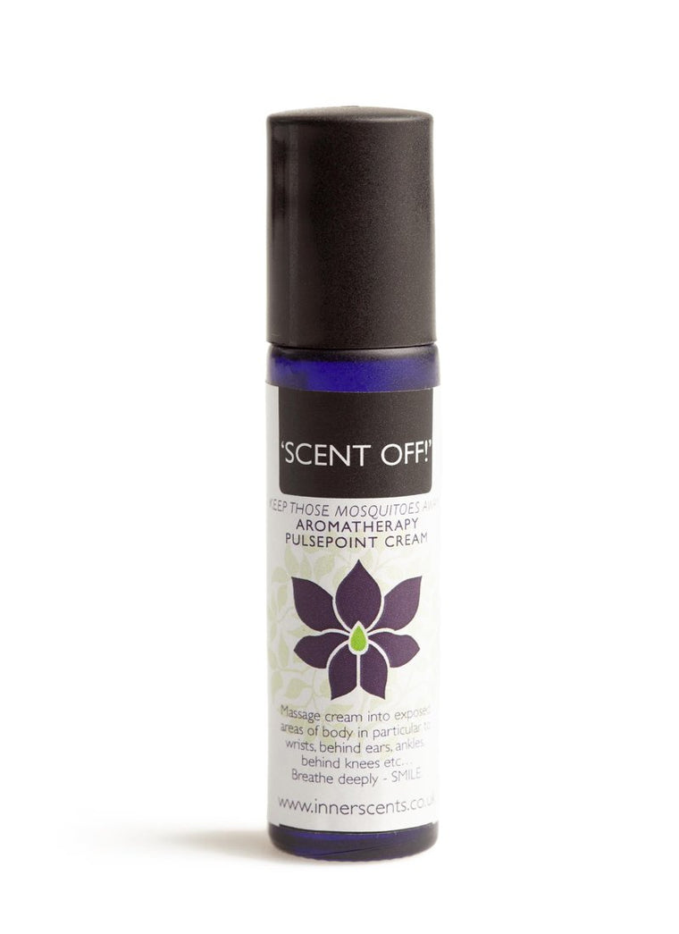 Scent Off Mosquito Repellant Pulsepoint Cream