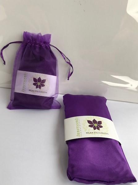 Travel-size Relaxing Eye Mask - Innerscents Aromatherapy
