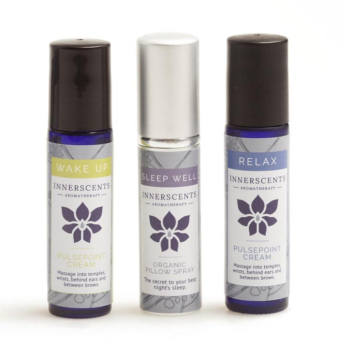 Sleep Well Travel Kit - Innerscents Aromatherapy