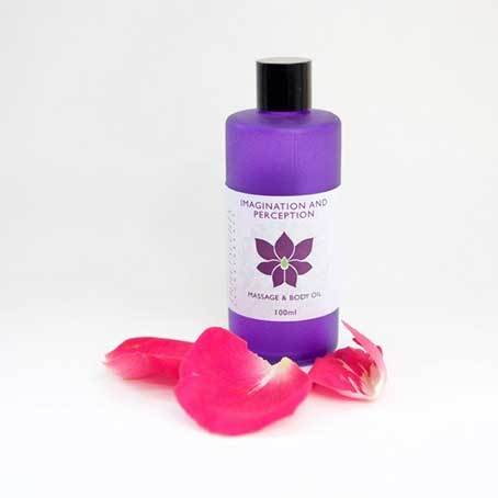 Aromatherapy Massage/Body Oil 100ml ready to use