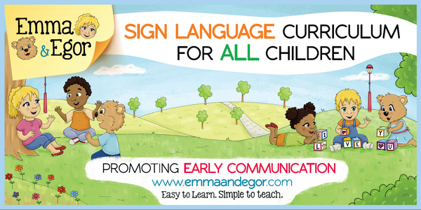 Emma and Egor Sign Language Curriculum Easy to Learn Simple to Teach