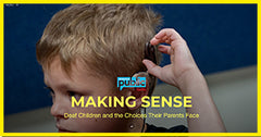 WNPR.org and Connecticut Public Radio. Making Sense. Deaf Children and the Choices Their Parent's Face
