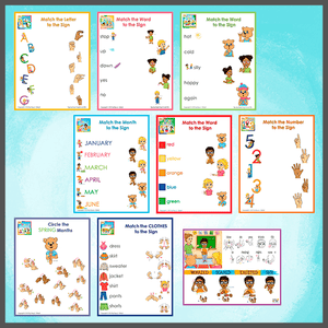 Worksheets Full Set-Worksheets-Emma & Egor-Emma & Egor