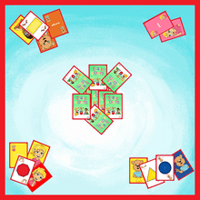 Load image into Gallery viewer, Playing Cards-Shapes and Colors-Playing Cards-Emma & Egor-Emma & Egor
