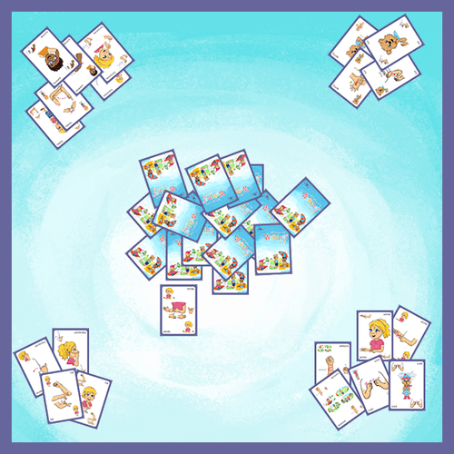 Playing Cards-What is the Weather Like Today?-Playing Cards-Emma & Egor-Emma & Egor