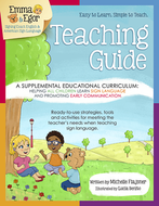 eBook- Full Classroom Kit Teaching Guide-eBooks-Emma & Egor-Emma & Egor