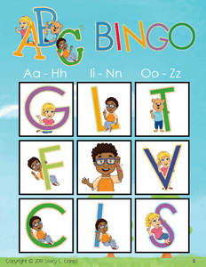 Bingo-ABC's-Print at Home-BINGO - Print at Home-Emma & Egor-Emma & Egor