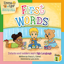 Load image into Gallery viewer, Skill Kit-First Words 1-Kit-Emma & Egor-Emma & Egor