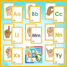 Load image into Gallery viewer, Flashcards-ABC's-Flashcards-Emma & Egor-Emma & Egor