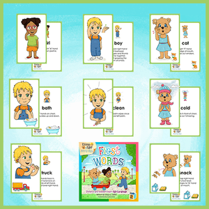 Infant/Toddler Sign Language Kit-Kit-Emma & Egor-Emma & Egor