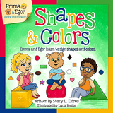 Emma and Egor-Learn to Sign Shapes and Colors-Kit-Kit-Emma & Egor-Emma & Egor