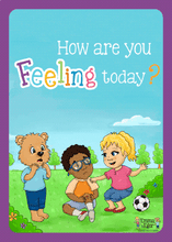 Load image into Gallery viewer, Playing Cards-How Are You Feeling Today?-Playing Cards-Emma & Egor-Emma & Egor