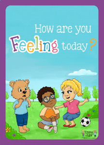 Playing Cards-How Are You Feeling Today?-Playing Cards-Emma & Egor-Emma & Egor