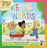 Emma and Egor-First Words 2-Infant and Toddler-eBook-eBooks-Emma & Egor-Emma & Egor