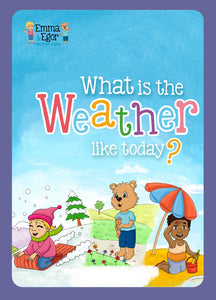 Playing Cards-What is the Weather Like Today?-Print at Home-Playing Cards - Print at Home-Emma & Egor-Emma & Egor