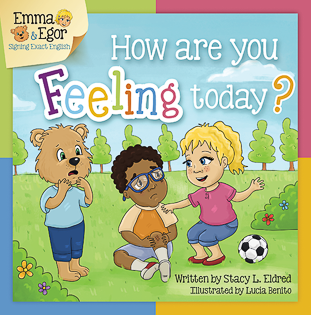 Emma and Egor-How are you Feeling Today?-Book-Books-Emma & Egor-Emma & Egor