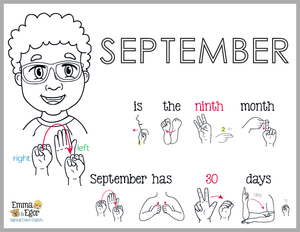 September-Print at Home-Coloring Pages-Coloring Book-Emma & Egor-Emma & Egor
