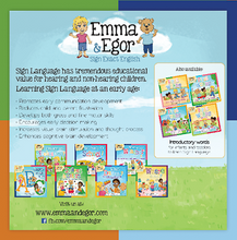 Load image into Gallery viewer, ebook-Numbers 123-eBooks-Emma & Egor-Emma & Egor