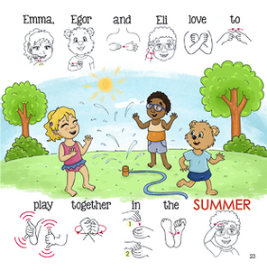 Book-What is the Weather Like Today?-Books-Emma & Egor-Emma & Egor