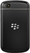 Blackberry Q10 smartphone back in black