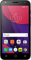 Alcatel Pixi 4 (5) - (OT-5045X) smartphone front screen