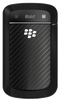 Blackberry 9900 smartphone back in black