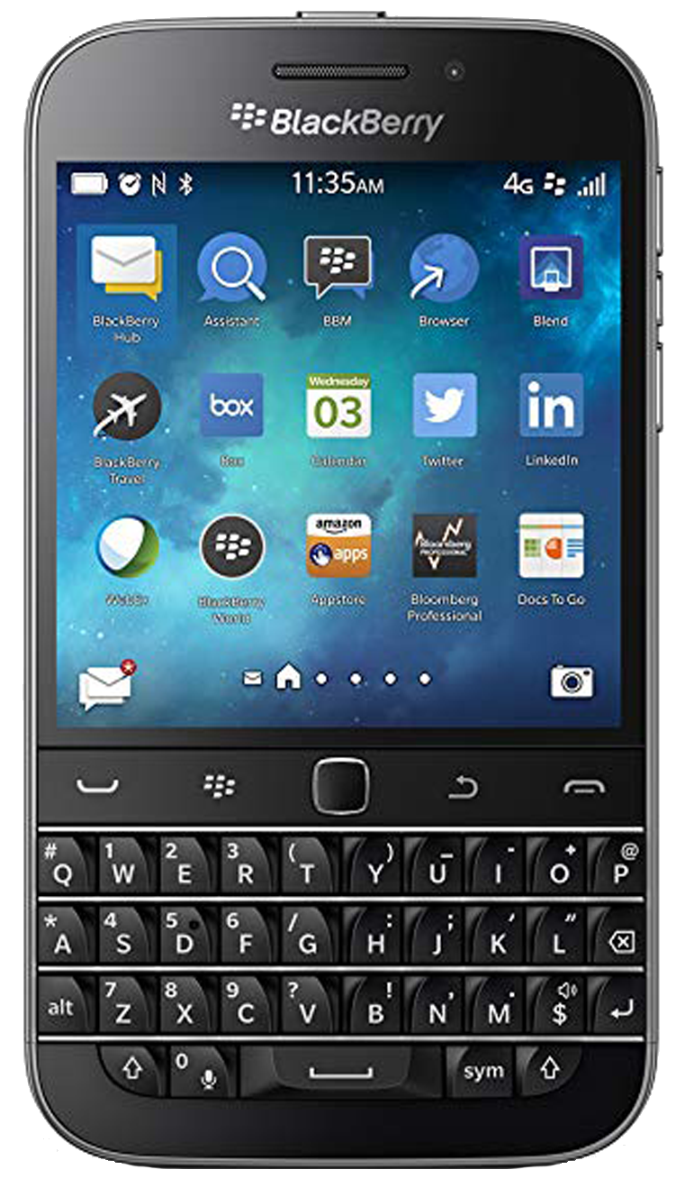 Blackberry Classic Refurbished and SIM Unlocked, Blackberry, , blackberry-classic-network-unlocked, brand_blackberry, colour_black, memory_16GB, tag__tab1:grading-details, tag__tab2:delivery-