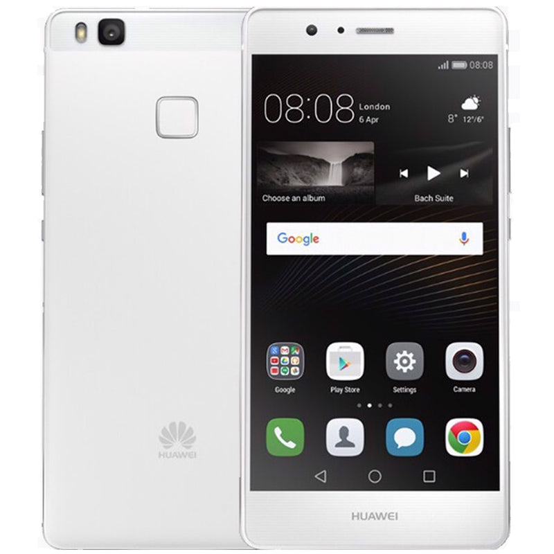 Huawei P9 Lite Refurbished Smartphone Unlocked White