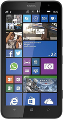 Nokia Lumia 1320 Windows Smartphone Refurbished and SIM Unlocked, Microsoft, , microsoft-lumia-1320-network-unlocked, brand_microsoft, colour_black, memory_16GB, memory_8GB, reconditioned, ru