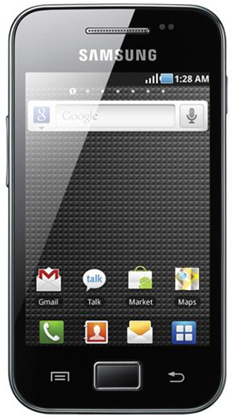 Samsung Galaxy Ace (GT-S5830) Network Unlocked SIM Free Mobile Phone in Black
