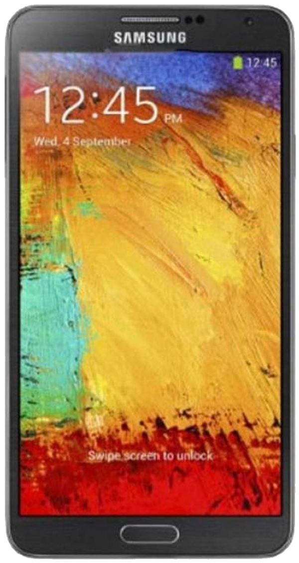 Samsung Galaxy Note 3 (SM-N9005) smartphone front screen