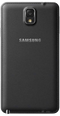 Samsung Galaxy Note 3 (SM-N9005) smartphone back in black