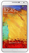 Samsung Galaxy Note 3 (SM-N9005) smartphone front screen white surround