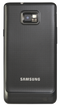 Samsung Galaxy S2 (GT-I9100) smartphone back in black