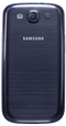 Samsung Galaxy S3 LTE (GT-I9305N) smartphone back in black