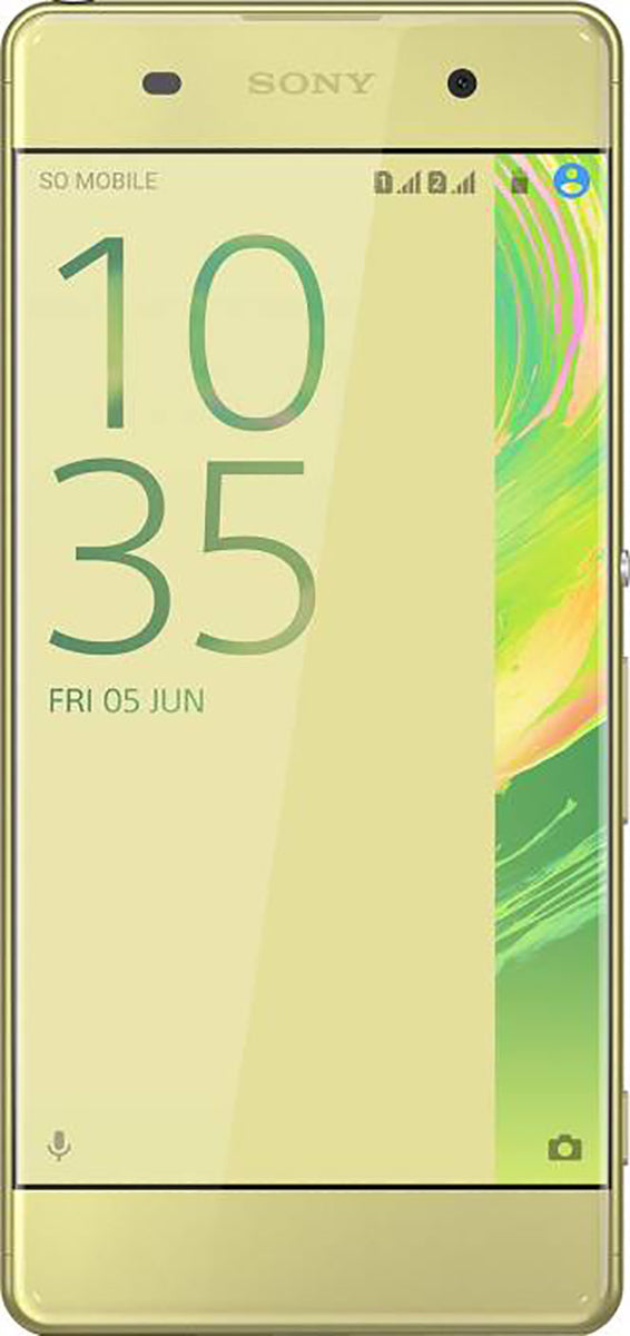 Sony Xperia XA (F3111) Android Smartphone HDR Display Unlocked SIM FREE 16gb