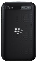 Blackberry Classic smartphone back in black