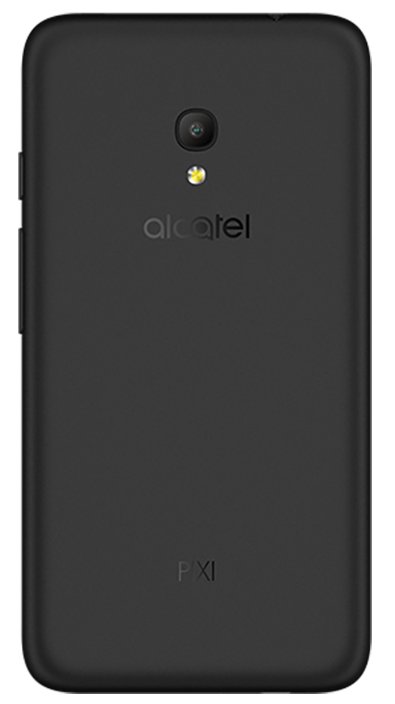 Alcatel Pixi 4 (5) - (OT-5045X) smartphone back in black