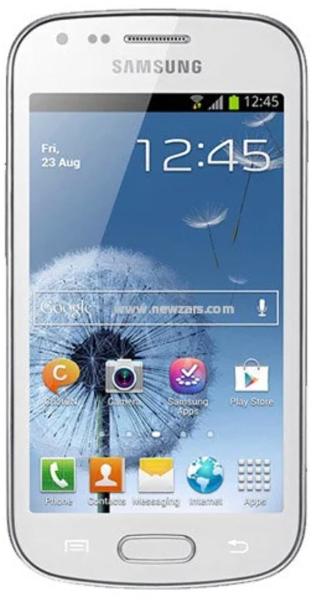 Galaxy Trend Plus Refurbished Android Smartphone Unlocked SIM Free, Samsung, , galaxy-trend-plus-refurbished-android-smartphone-unlocked-sim-free, brand_samsung, colour_black, colour_white, r