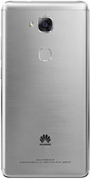 Huawei Honor 5X back in silver grey