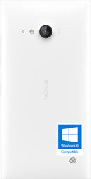 Microsoft Lumia 735 Refurbished and SIM Unlocked - Windows 10, Microsoft, , microsoft-lumia-735-network-unlocked, brand_microsoft, colour_black, colour_white, memory_32GB, memory_8GB, recondi