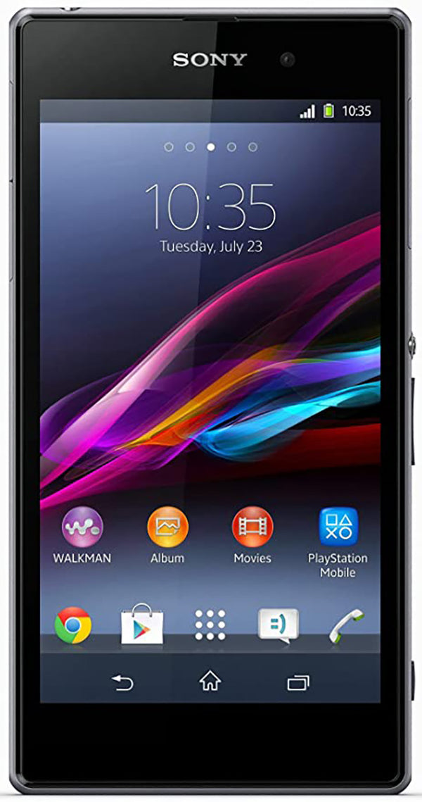 Sony Xperia Z1 (C6903) Smartphone Unlocked SIM FREE 16gb, SONY, , sony-xperia-z1-c6903-smartphone-unlocked-sim-free-16gb, brand_sony, brand_xperia, buy sony, colour_black, colour_white, dust-